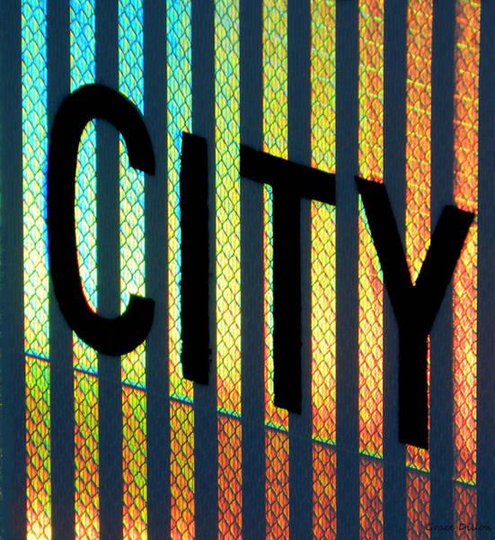 Photograph - City by Grace Dillon