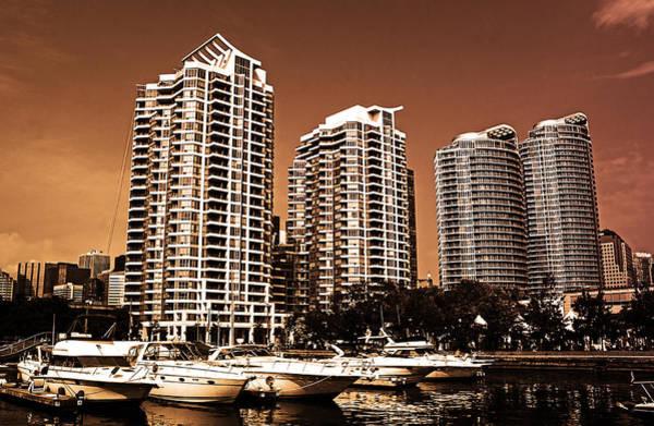 Photograph - City Harbor  by Milena Ilieva