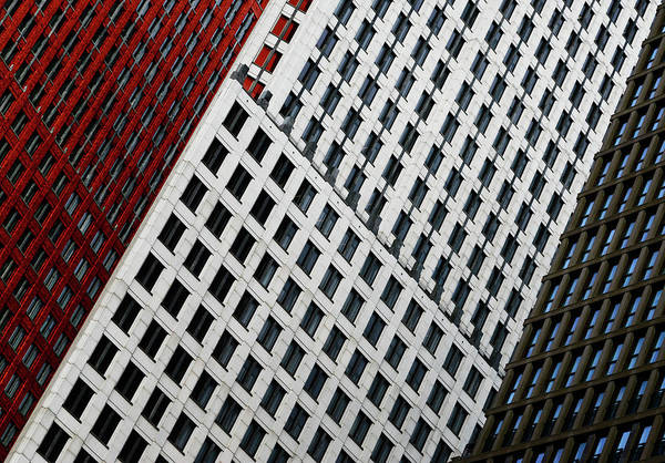 Wall Art - Photograph - City Life by Marc Huybrighs