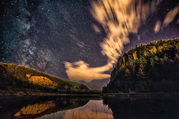 Canon Eos 6d Photograph - City Lights And Stars by Jakub Sisak