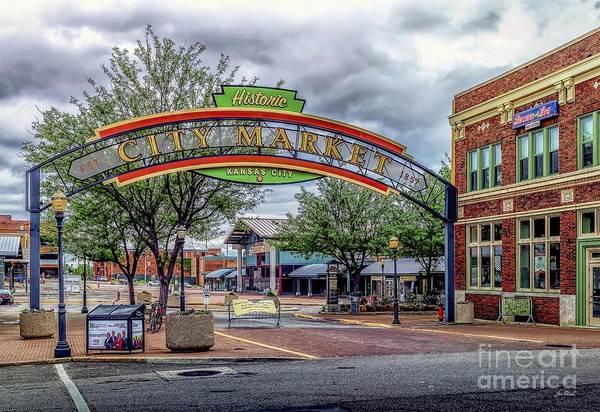 Photograph - City Market by Jon Burch Photography