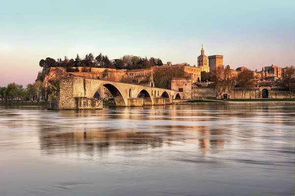 Rhone River Photograph - City Of Avignon by Copyright (c) Richard Susanto