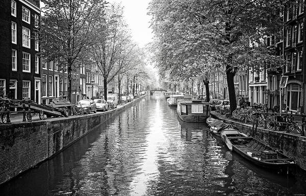 Photograph - City Of Canals by Ryan Wyckoff