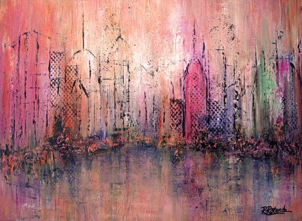 Painting - City Of Hope by Roberta Rotunda