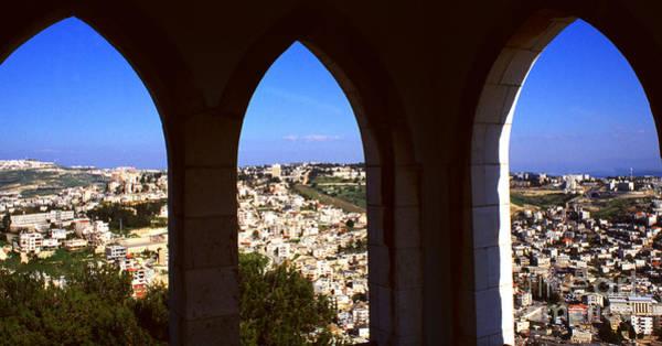 Photograph - City Of Nazareth by Thomas R Fletcher