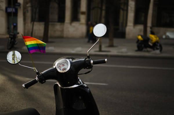 Photograph - City Pride by Pablo Lopez