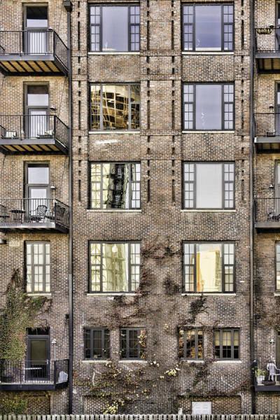 Photograph - City Reflection by Sharon Popek