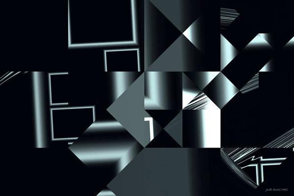 Digital Art - City Smart by Judi Suni Hall