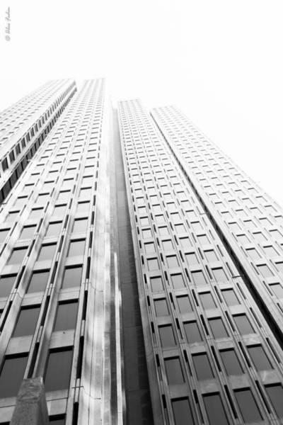 Photograph - City Up by Alexander Fedin