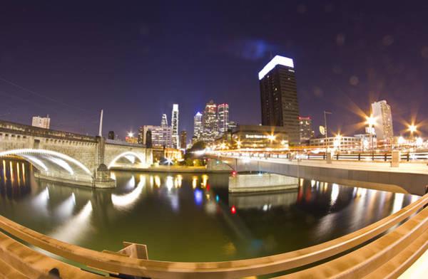 Photograph - City's Reflection by Paul Watkins