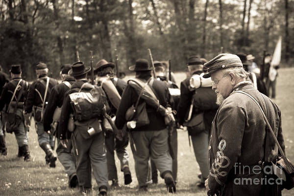 Wall Art - Photograph - Civil War 18 by Roger Bailey