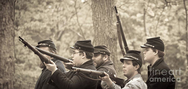 Wall Art - Photograph - Civil War 3 by Roger Bailey