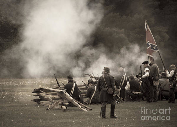 Wall Art - Photograph - Civil War 9 by Roger Bailey