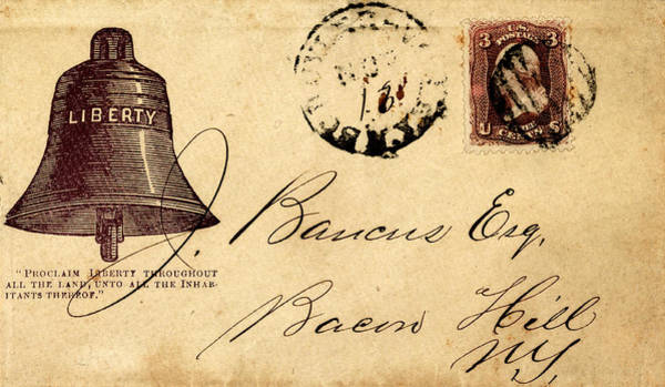 Photograph - Civil War Letter 13 by Andrew Fare