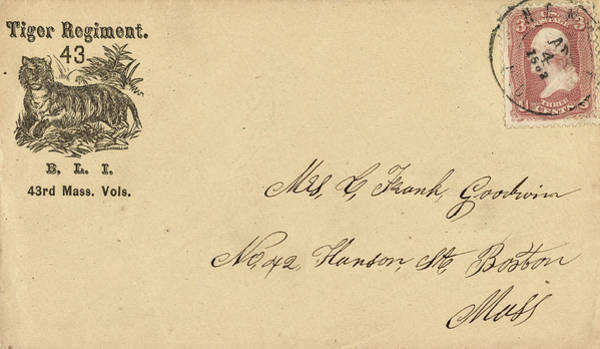 Photograph - Civil War Letter 19 by Andrew Fare