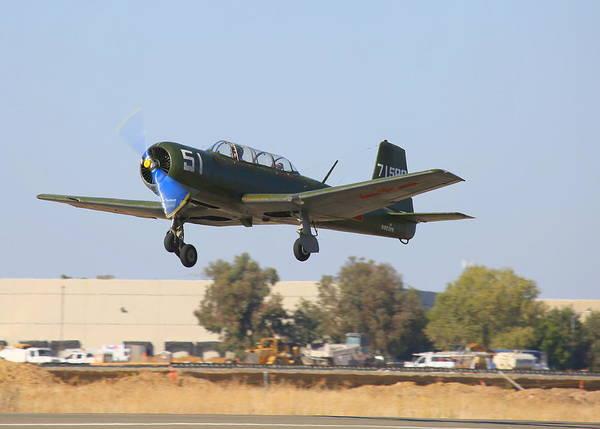 Photograph - Cj-6 Takes Off N923yk by John King