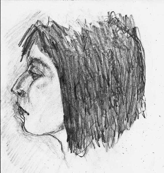 Drawing - Clara by Maxim Komissarchik