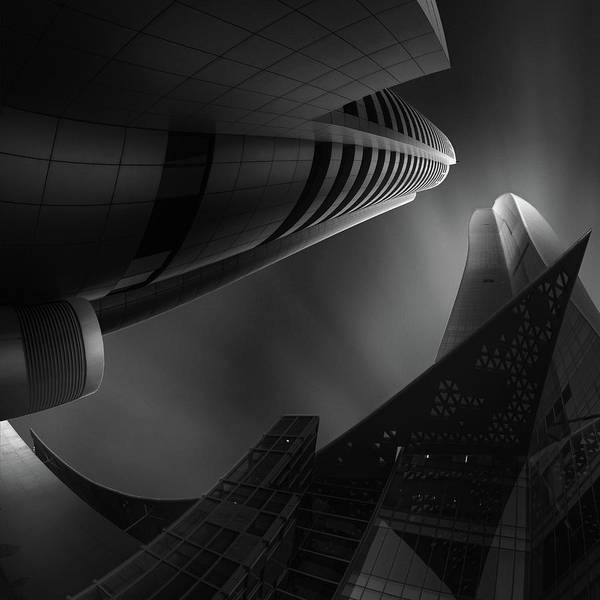 Shape Wall Art - Photograph - Clash Of The Titans by Ahmed Thabet