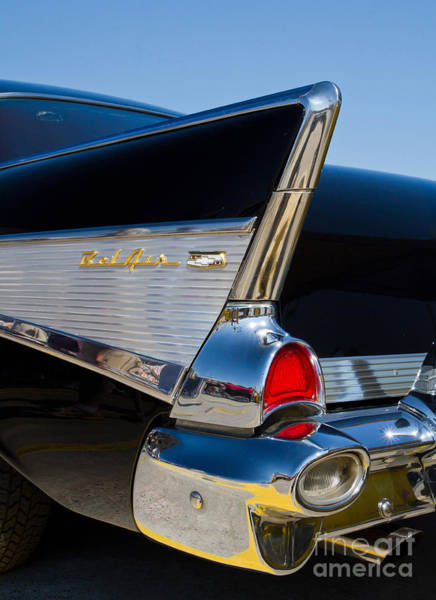 Photograph - Classic '57 Chevy by Kevin McCarthy