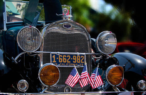 Photograph - Classic America by Denise Dube