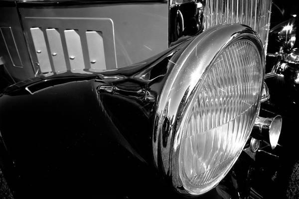Photograph - Classic Auto by Steven Lapkin