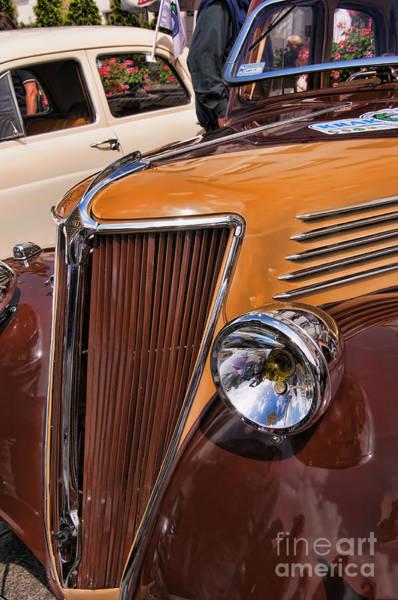 Photograph - Classic Automobile by Brenda Kean