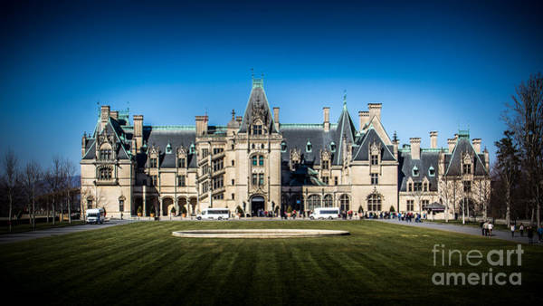 Asheville Wall Art - Photograph - Classic Biltmore by Perry Webster