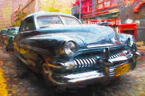 Photograph - Classic Car Series 06 by Carlos Diaz