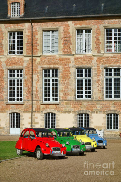 Wall Art - Photograph - Classic Citroen by Olivier Le Queinec
