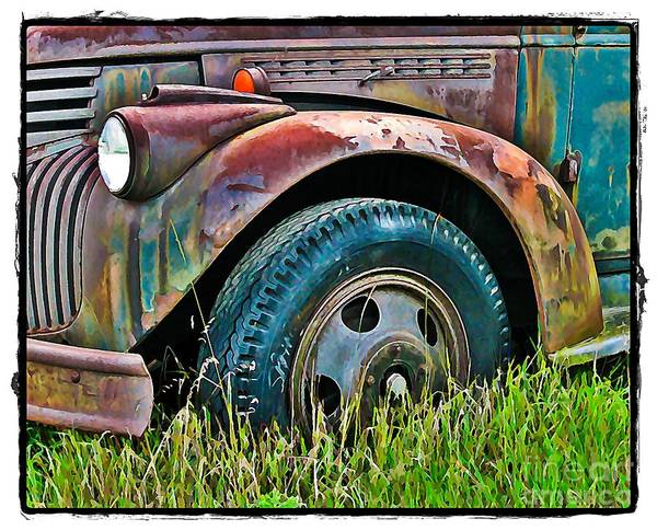 Wall Art - Photograph - Classic Colors by Perry Webster