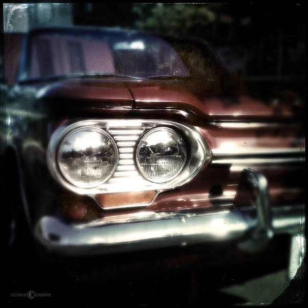 Photograph - Classic Corvair by Tim Nyberg