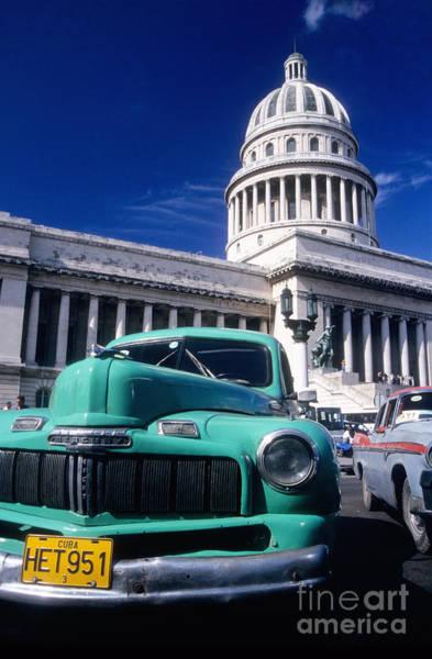 Photograph - Classic Cuba by James Brunker