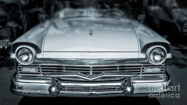 Wall Art - Photograph - Classic Fairlane by Perry Webster