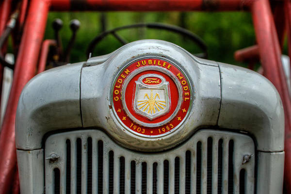 Photograph - Classic Ford by Bill Wakeley
