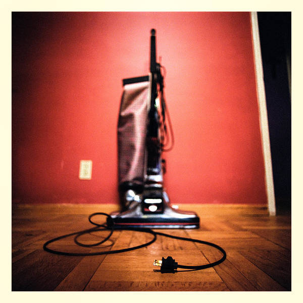 Sweeping Photograph - Classic Kirby Vacuum by Yo Pedro