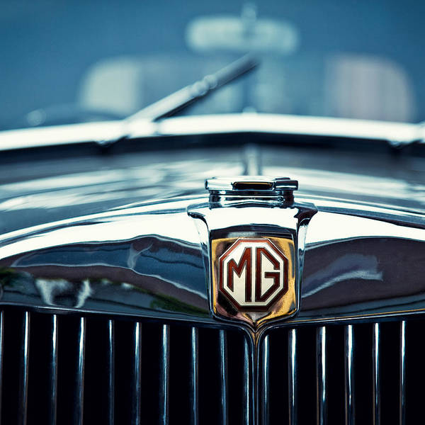 Mg Photograph - Classic Marque by Dave Bowman