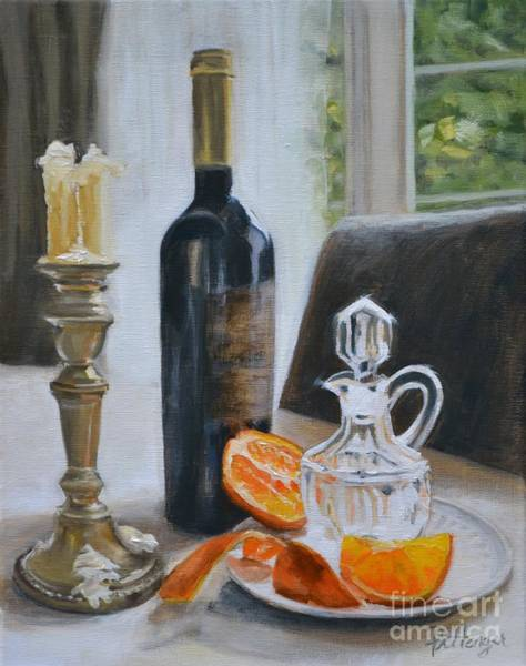 Painting - Classic Orange by Lori Pittenger