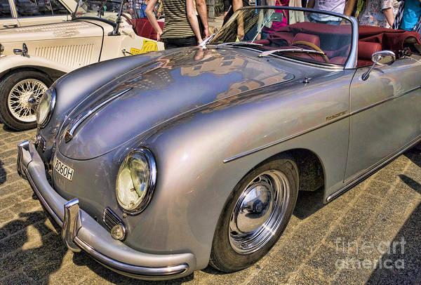 Photograph - Classic Porsche by Brenda Kean