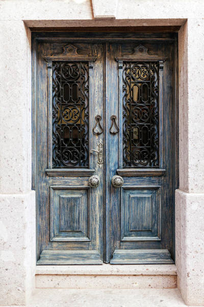 Handle Photograph - Classic Style Door by 123ducu