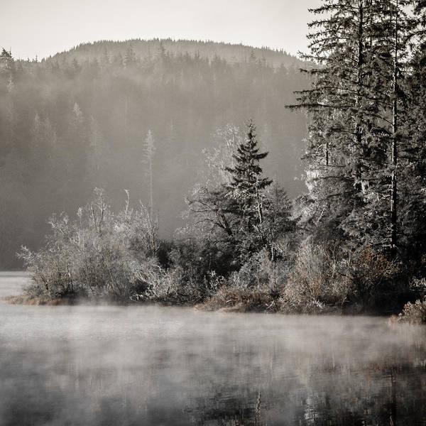Photograph - Classic Sunrise At Fairy Lake by Roxy Hurtubise