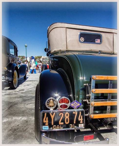 Photograph - Classic Transport by Michael Hope