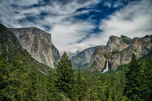 Photograph - Classic Tunnel View by Cat Connor