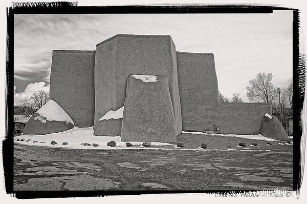 Photograph - Classic View - Platinum Tint by Charles Muhle