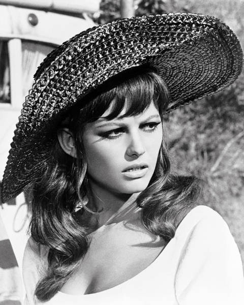 Don Photograph - Claudia Cardinale In Don't Make Waves  by Silver Screen