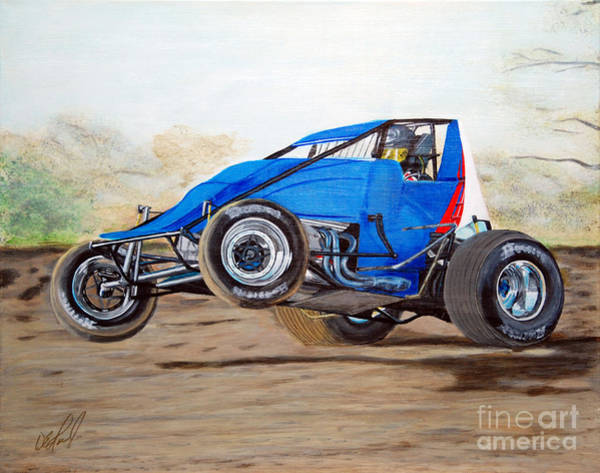Bryan Painting - Clauson 1 by William Homeier