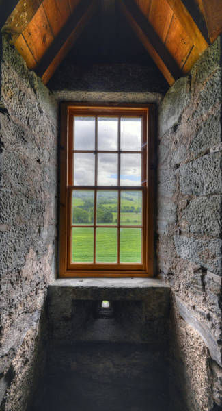 Photograph - Clausterphobic Window by Matt Swinden