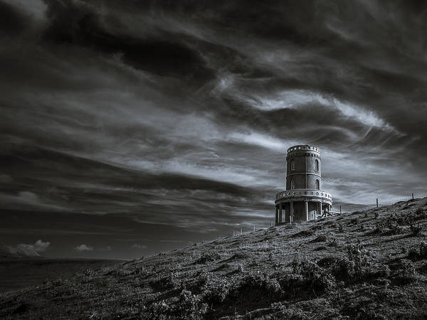 Photograph - Clavell Tower by Andy Bitterer