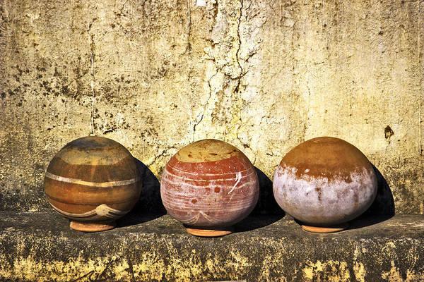 Clay Pots Art Print