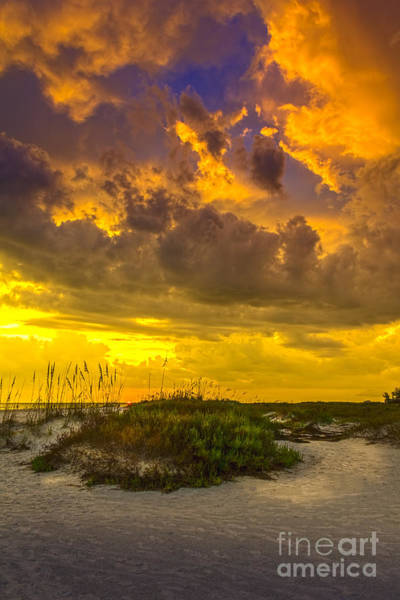 Sand Dunes Photograph - Clearing Skies by Marvin Spates