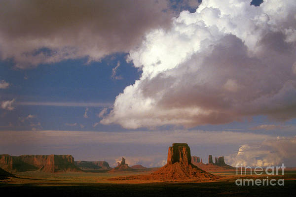Photograph - Clearing Storm Clouds by Paul W Faust -  Impressions of Light